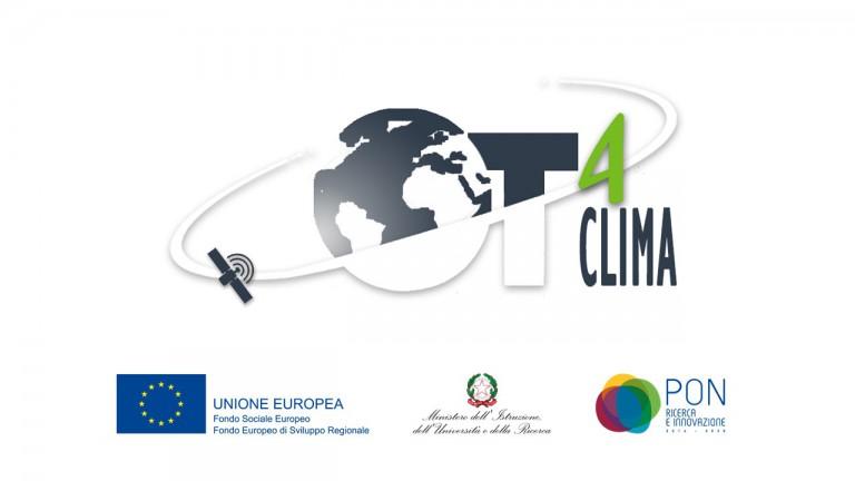 Sviluppo di tecnologie innovative di Osservazione della Terra per lo studio del Cambiamento cLimatico e dei suoi IMpatti su Ambiente e territorio (OT4CLIMA)